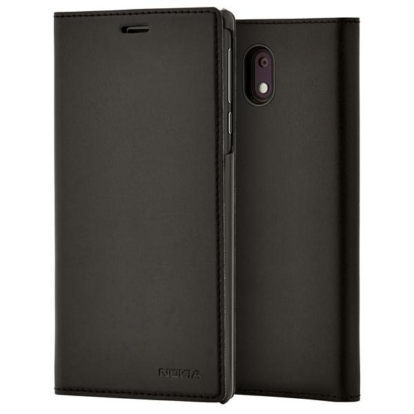 Чехол для сотового телефона Nokia 3 Black (CP-303) стоимость