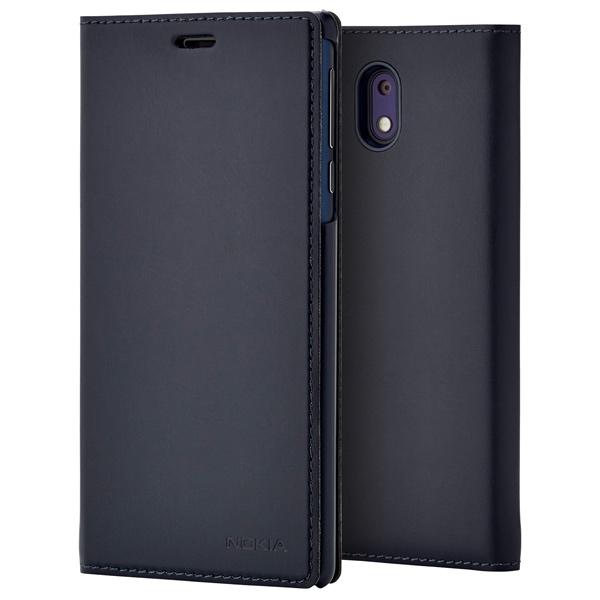 Чехол для сотового телефона Nokia 3 Blue (CP-303) чехол для сотового телефона nokia 5 blue ср 302
