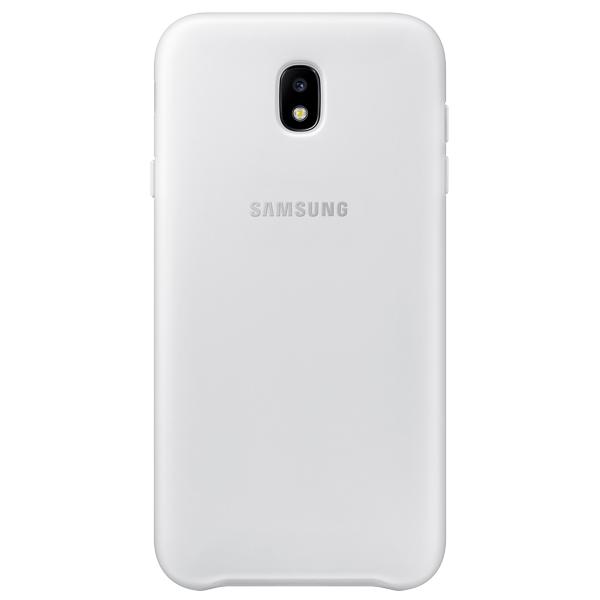 Чехол для сотового телефона Samsung Galaxy J7 (2017) Dual Layer White(EF-PJ730CWEGRU) samsung ef cg900bwegru для samsung galaxy s5 white