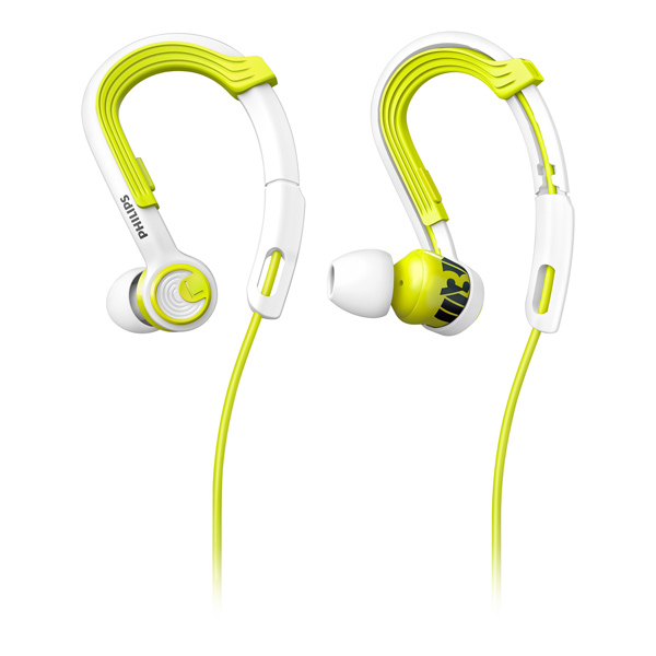 Спортивные наушники Philips SHQ3400LF/00 philips shq1300or 00 actionfit orange