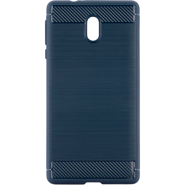 Чехол для сотового телефона InterStep Armore для Nokia 3 Blue (HAR-NO00003KNP1109OK100) interstep для nokia black