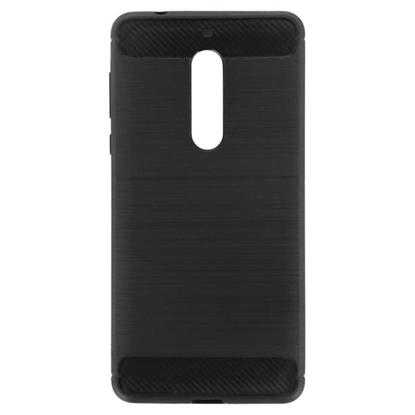 Чехол для сотового телефона InterStep Armore для Nokia 5 Black (HARNO00005KNP1101OK100) interstep для nokia black