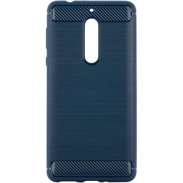 Чехол для сотового телефона InterStep Armore для Nokia 5 Blue (HAR-NO00005KNP1109OK100) чехол для сотового телефона nokia 5 blue ср 302