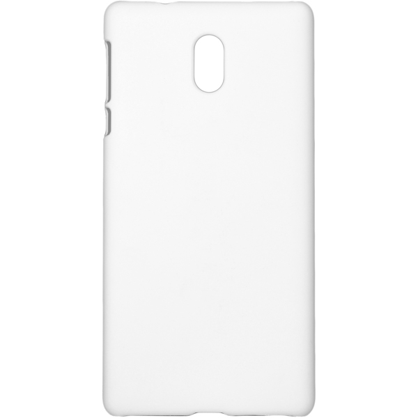 Чехол для сотового телефона InterStep UVO для Nokia 3 White (HUV-NO00003K-NP1103O-K100)