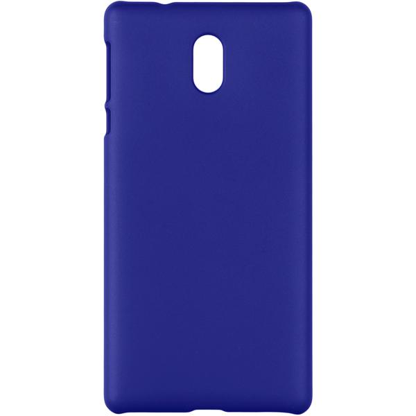 Чехол для сотового телефона InterStep UVO для Nokia 3 Blue (HUV-NO00003K-NP1109O-K100) interstep для nokia black