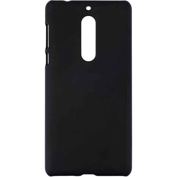 Чехол для сотового телефона InterStep UVO для Nokia 5 Black (HUV-NO00005K-NP1101O-K100) аккумулятор interstep для nokia 5310 850 мач