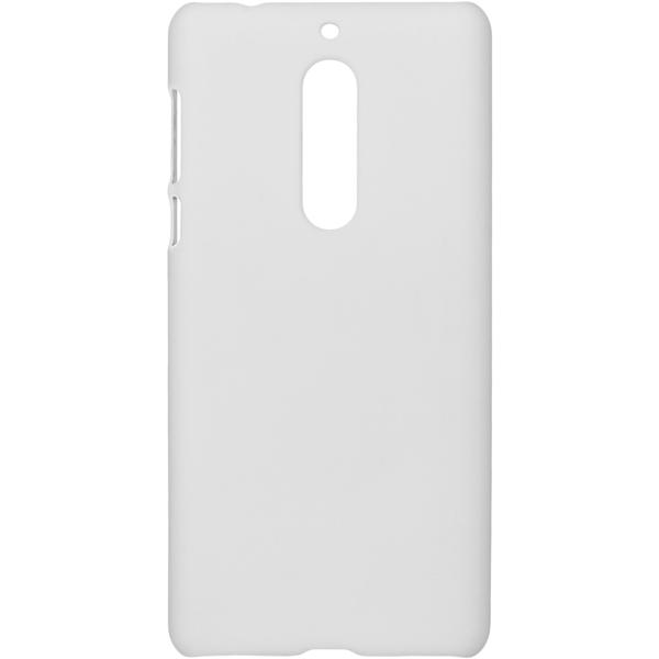 Чехол для сотового телефона InterStep UVO для Nokia 5 White (HUV-NO00005K-NP1103O-K100) аккумулятор interstep для nokia 5310 850 мач