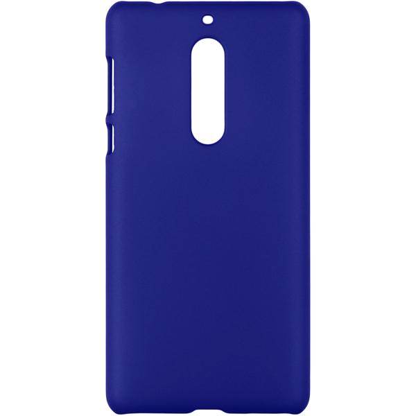 Чехол для сотового телефона InterStep UVO для Nokia 5 Blue (HUV-NO00005K-NP1109O-K100) interstep для nokia black