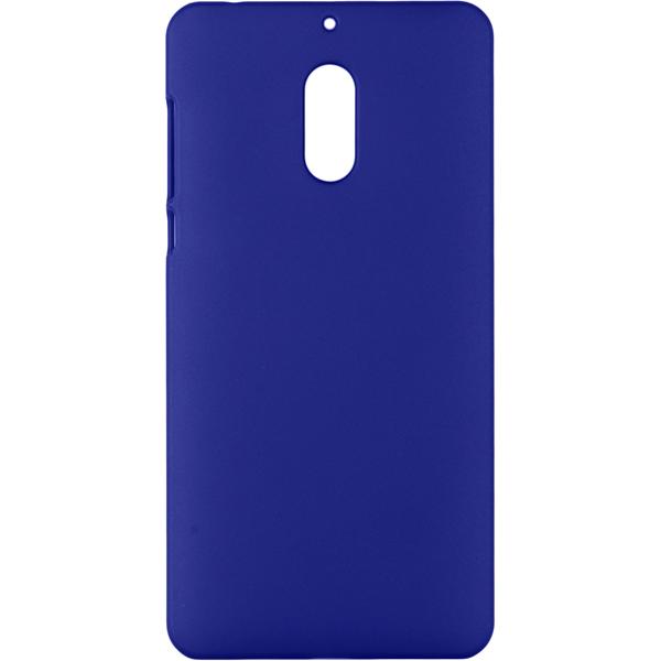 Чехол для сотового телефона InterStep UVO для Nokia 6 Blue (HUV-NO00006K-NP1109O-K100) чехол для сотового телефона nokia 5 blue ср 302