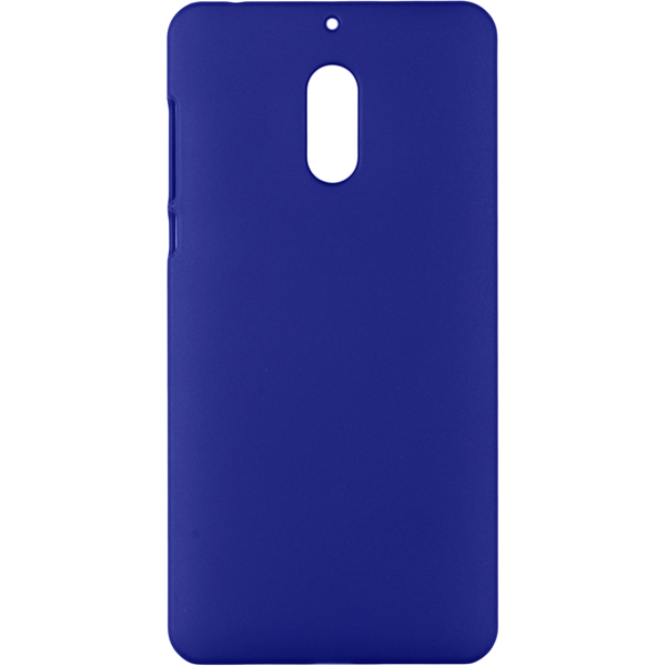 Чехол для сотового телефона InterStep UVO для Nokia 6 Blue (HUV-NO00006K-NP1109O-K100) аккумулятор interstep для nokia 5310 850 мач