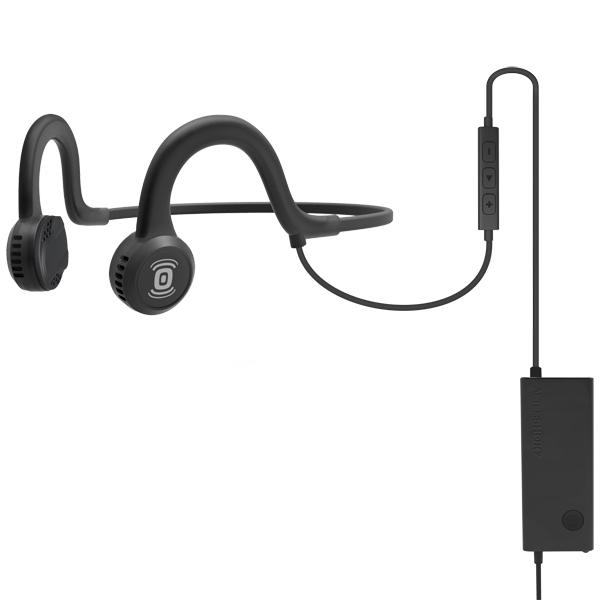 Наушники с костной проводимостью звука AfterShokz Sportz Titaium with Mic Onyx Black (AS451) harman kardon onyx studio 2 black