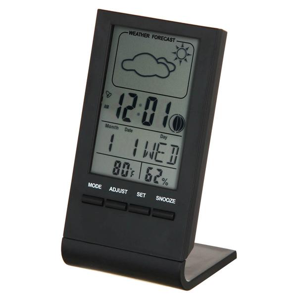 Метеостанция Hama TH-100 черного цвета