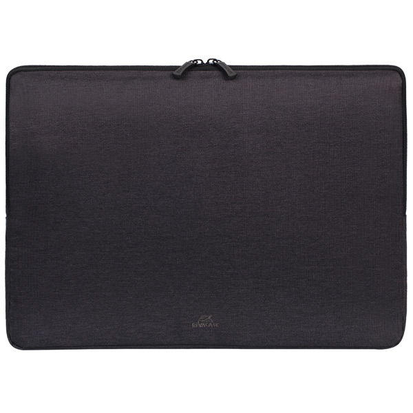 Папка для ноутбука до 15 RIVACASE 7705 Black 15.6 кейс для ноутбука до 15 rivacase 8991 pu black 15 6