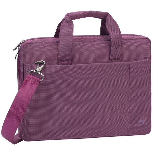 Кейс для ноутбука до 13 RIVACASE 8221 Purple 13,3 кейс для ноутбука до 13 thule subterra attache 13macbook airproretina tsa 313
