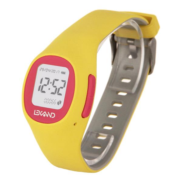 Часы с GPS трекером Lexand Kids Radar Yellow (LT-V) lexand sa5 black gps навигатор