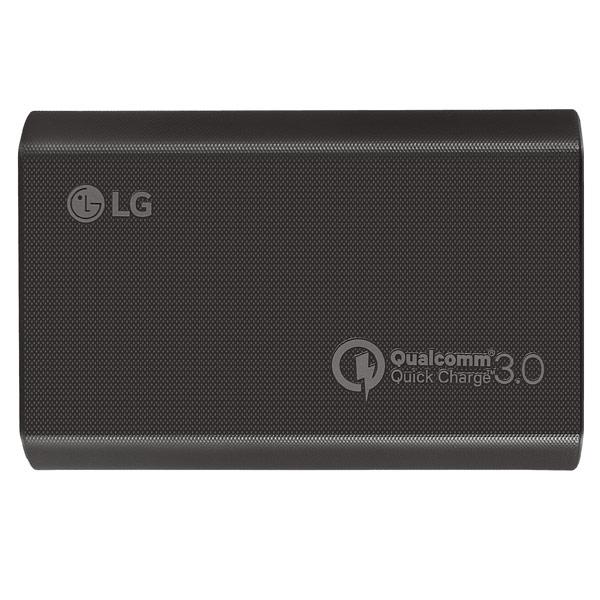 Внешний аккумулятор LG PMC-610 Black QC 3.0