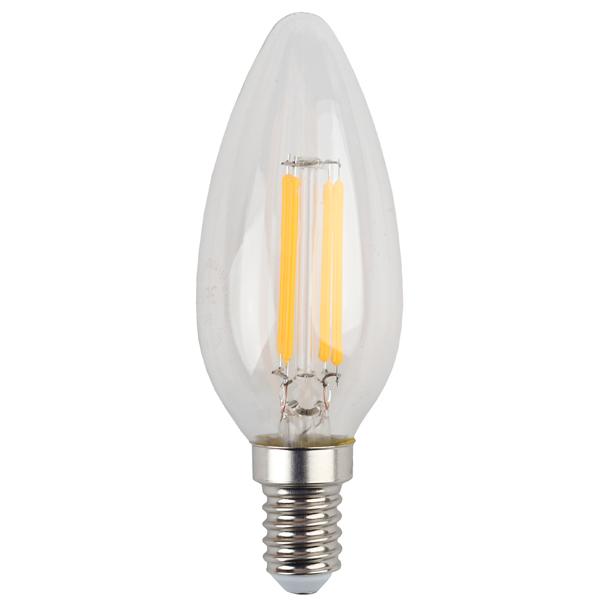 Купить Лампа LED ЭРА F-LED B35-5W-827-E14 в каталоге интернет магазина М.Видео по выгодной цене с доставкой, отзывы, фотографии - Москва