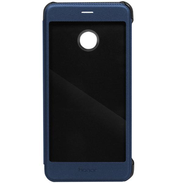 Чехол для сотового телефона Honor 8 Pro View Cover Blue (51991952) сотовый телефон huawei honor 8 pro black