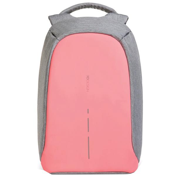 Рюкзак для ноутбука XD Design до 14 Bobby Compact Coralette (Р705.534) рюкзак xd design bobby compact для ноутбука 14 серо голубой