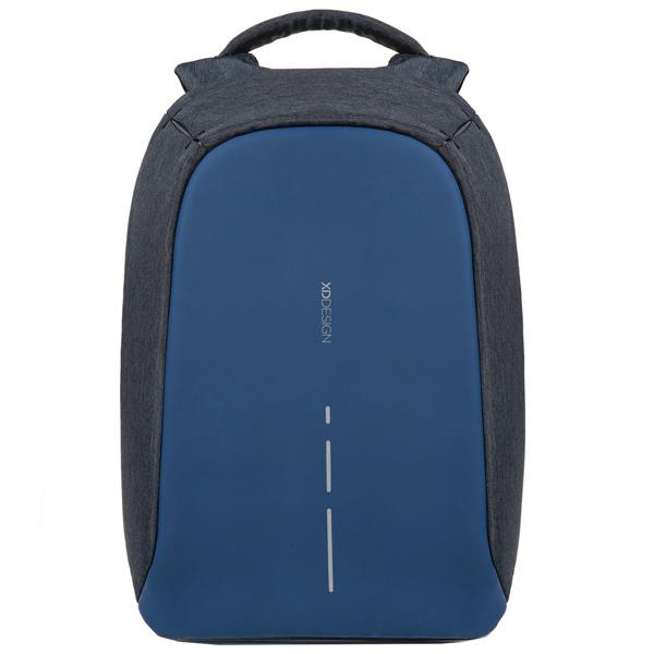 Рюкзак для ноутбука XD Design до 14 Bobby Compact Diver Blue (Р705.535) рюкзак xd design bobby urban lite black