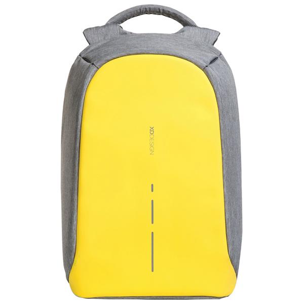 Рюкзак для ноутбука XD Design до 14 Bobby Compact Primrose Yellow (Р705.536) рюкзак для ноутбука xd design до 15 bobby black р705 545