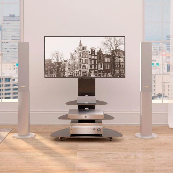 Подставка для ТВ с кронштейном Mart Плаза New