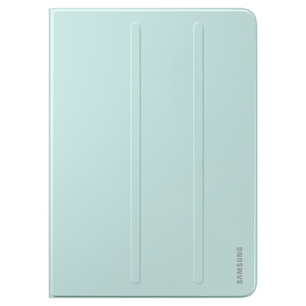 Чехол для планшетного компьютера Samsung Galaxy Tab S3 Book Mint (EF-BT820PGEGRU) render samsung galaxy tab s3 pokazalsia v seti
