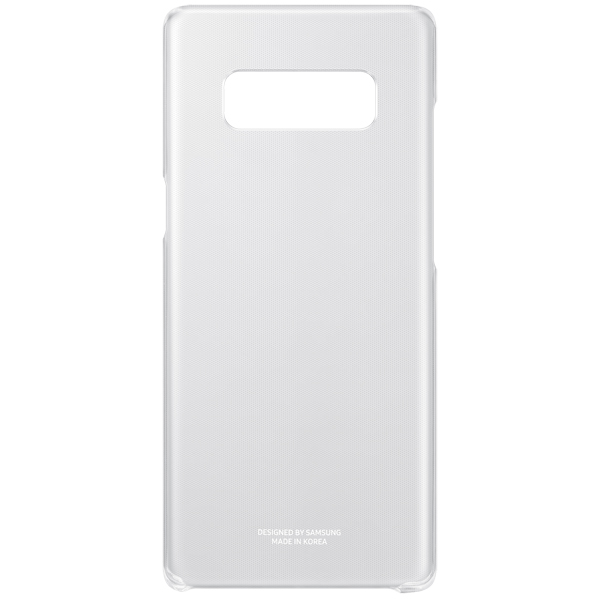 Чехол для сотового телефона Samsung Galaxy Note 8 Clear Cover (EF-QN950CTEGRU) чехол клип кейс samsung alcantara cover great для samsung galaxy note 8 хаки [ef xn950akegru]
