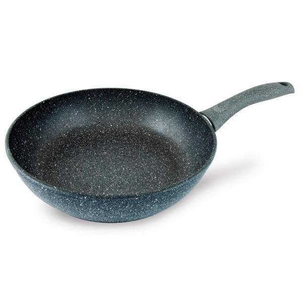 Сковорода НМП Алтай 28см (27128) сковорода нмп европейская 28см 502801е