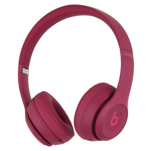 Наушники Bluetooth Beats Solo3 Wireless Neighborhood Brick Red