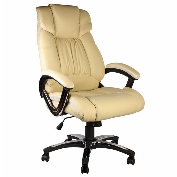 Кресло компьютерное College H-8766L-1 Beige кресло компьютерное college bx 3177 brown