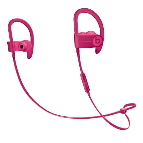 Спортивные наушники Bluetooth Beats Powerbeats3 Wireless Neighborhood Brick Red