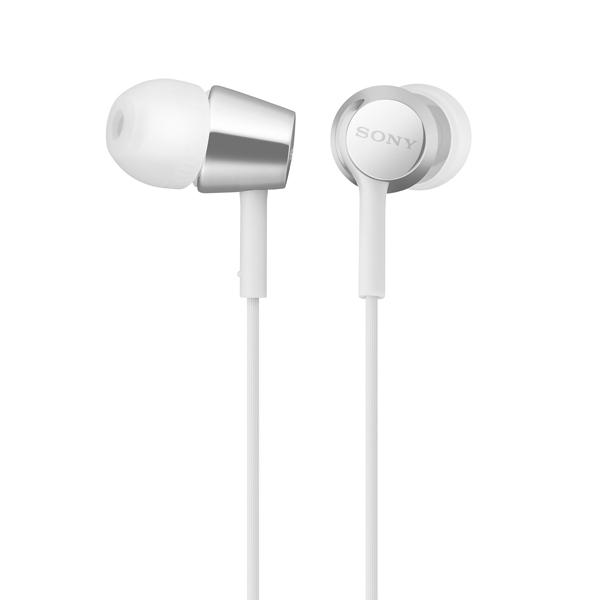 Наушники внутриканальные Sony MDR-EX155AP White