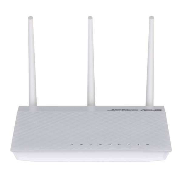 Wi-Fi роутер ASUS RT-AC66u White wi fi роутер asus rt ac66u rt ac66u