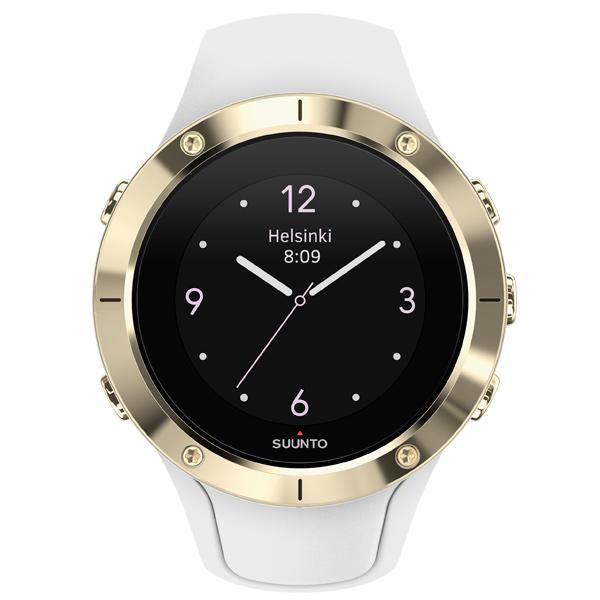 Спортивные часы Suunto Spartan Trainer Whrist HR Gold (SS023426000) умные часы suunto spartan sport wrist hr copper