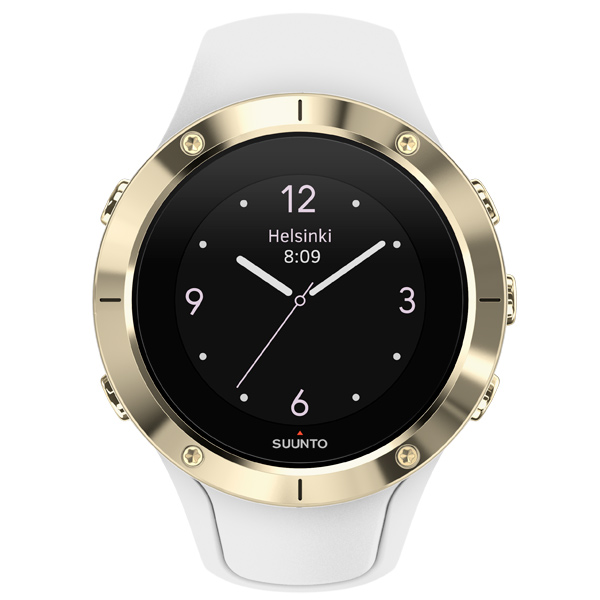 Спортивные часы Suunto Spartan Trainer Whrist HR Gold (SS023426000) suunto spartan sport