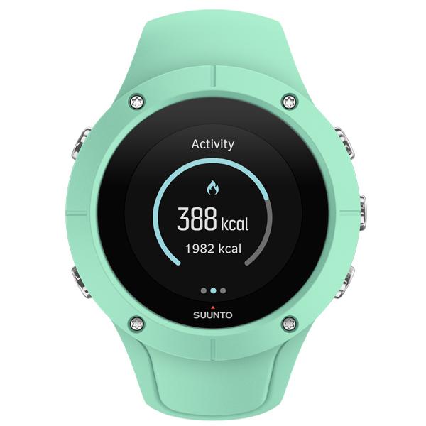 Спортивные часы Suunto Spartan Trainer Whrist HR Ocean (SS022670000) умные часы suunto spartan sport wrist hr copper