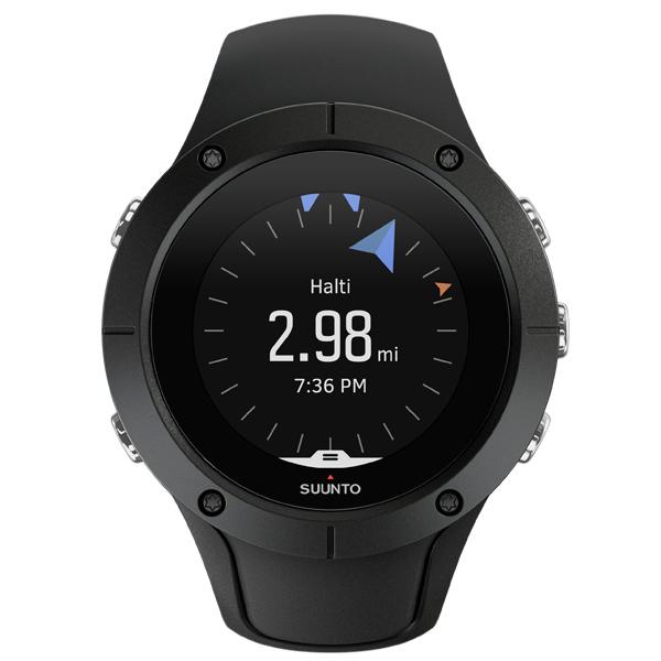 Спортивные часы Suunto Spartan Trainer Whrist HR Black (SS022668000) умные часы suunto spartan sport wrist hr copper