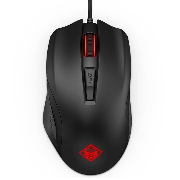 Игровая мышь HP OMEN 600 (1KF75AA) мышь hp x9000 omen mouse j6n88aa