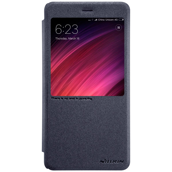 Чехол для сотового телефона Nillkin Sparkle Leather Case для Xiaomi Redmi Note 4X nillkin чехол книжка для lg l60 x145 sparkle leather case
