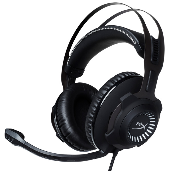 Игровые наушники Kingston HyperX Cloud Revolver S 7.1 (KIM-HX-HSCRS-GM/EE) kim grant hawaii – an explorer s guide
