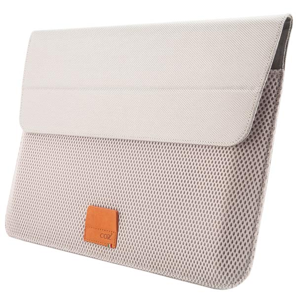 Кейс для MacBook Cozistyle ARIA Macbook 13 Air/ Pro Lily White (CASS1317) сумка cozistyle aria smart sleeve macbook 13 air pro retina lily white