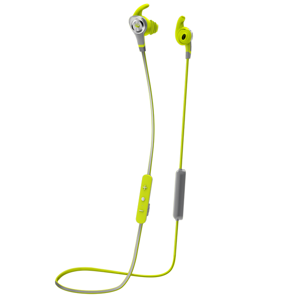 Спортивные наушники Bluetooth Monster — iSport Intensity Green (137094-00)