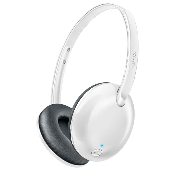 Наушники Bluetooth Philips Flite Ultrlite White (SHB4405WT/00) гарнитура philips she1455 white