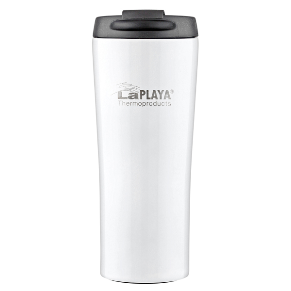 Термос LaPlaya Travel Mug White 0,4л (560058) термокружка emsa travel mug 0 36l violet 513359