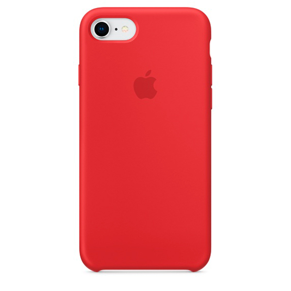 Чехол для iPhone Apple iPhone 8 / 7 Silicone (PRODUCT)RED (MQGP2ZM/A) чехол для iphone apple iphone se leather case product red mr622zm a