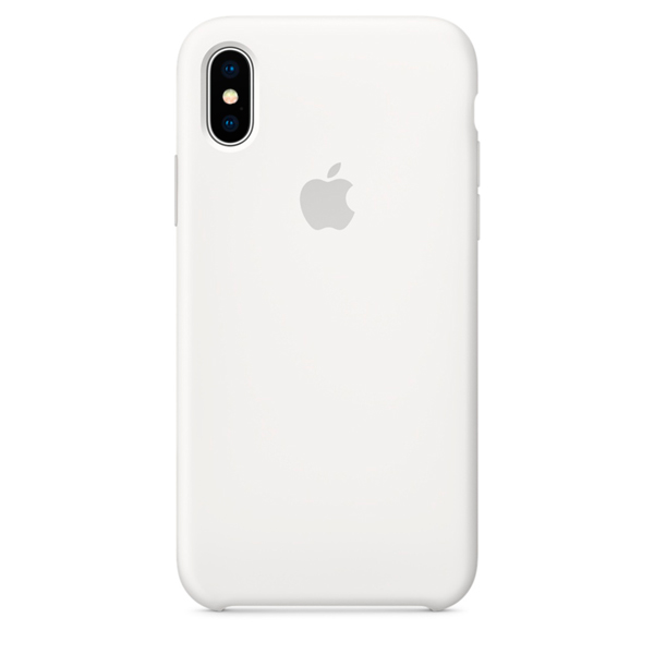 Чехол для iPhone Apple iPhone X Silicone Case White (MQT22ZM/A) кейс для микшерных пультов thon mixer case powermate 1600 2