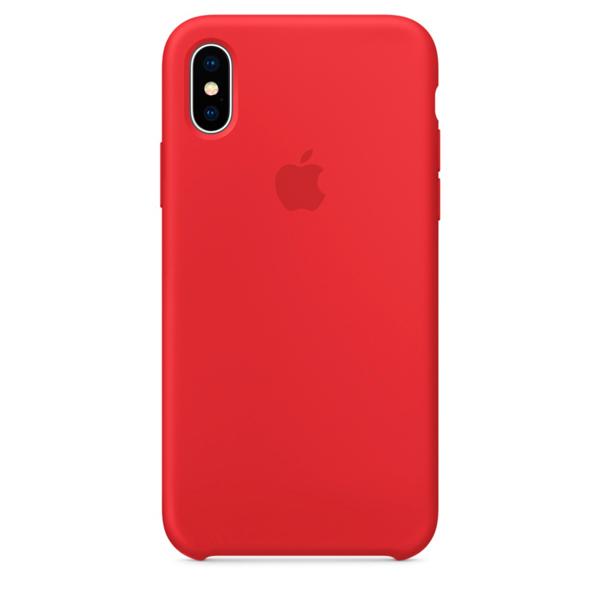 Чехол для iPhone Apple iPhone X Silicone Case (PRODUCT)RED (MQT52ZM/A) кейс для микшерных пультов thon mixer case powermate 1600 2