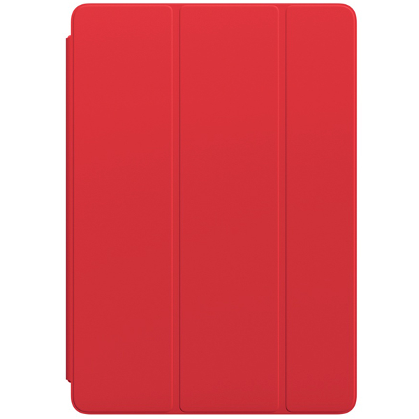 Кейс для iPad Pro Apple Smart Cover 10.5 iPadPro (PRODUCT)RED MR592ZM/A leather smart cover for 10 5 inch ipadpro red