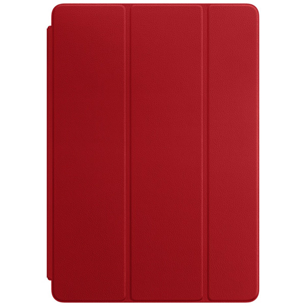 Кейс для iPad Pro Apple Leather Smart Cover 10.5 iPad Pro (PRODUCT)RED leather smart cover for 10 5 inch ipad pro red
